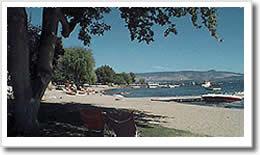 Campground Kelowna Bc Okanagan Lake Rv Camping West
